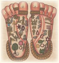 history of reflexology