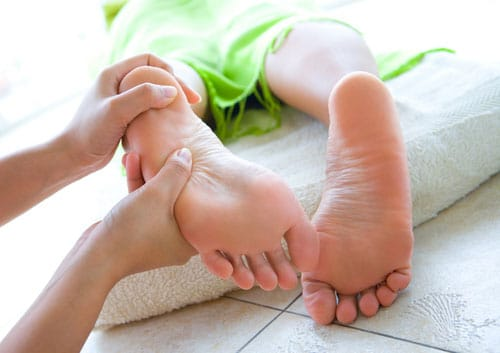 WHY REFLEXOLOGY IS USED?