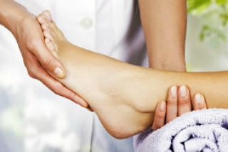 reflexology cancer